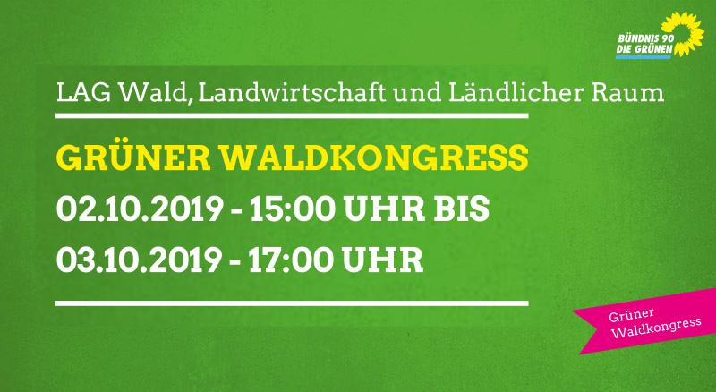 Grüner Waldkongress